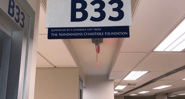 Nandansons Supports JFK Medical Center Emergency Bay #33